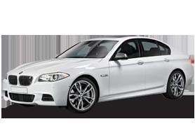 Car Rental Havana BMW 5 Series