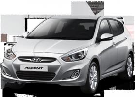 Car Rental Havana Hyundai Accent Manual