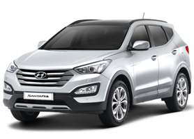 Car Rental Havana Hyundai Santa Fe Manual