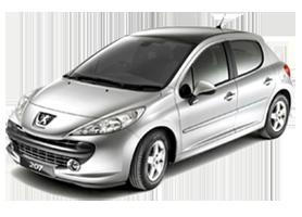 Car Rental Havana Peugeot 207