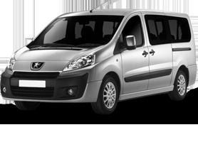 Car Rental Havana Peugeot Expert