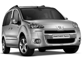 Car Rental Havana Peugeot Partner