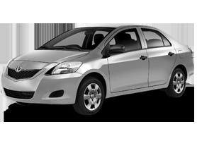 Car Rental Havana Toyota Yaris manual