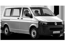 Car Rental Havana Volkswagen MultiVan