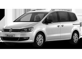 Car Rental Havana Volkswagen Sharan