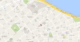 Havana Car Rental Office | Hotel Vedado | Havanautos REX CubaCAR Via